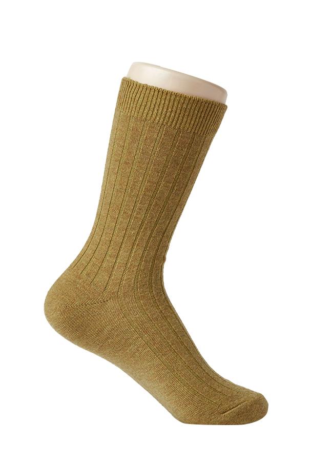 (2FAC020)ウールゴルジ靴下